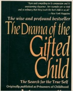 Drama of gifted child image